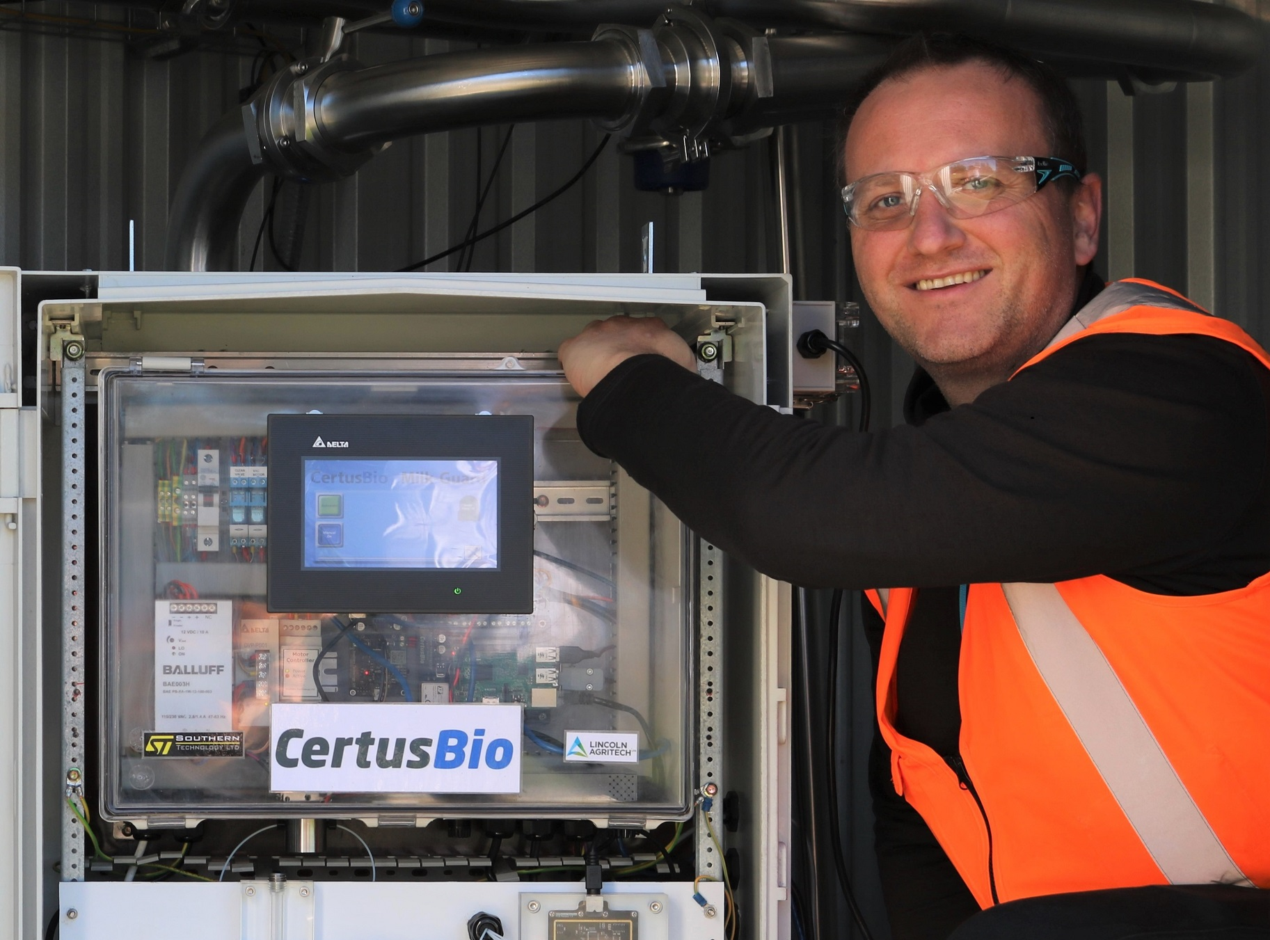 Breakthrough technology could save dairy industry millions