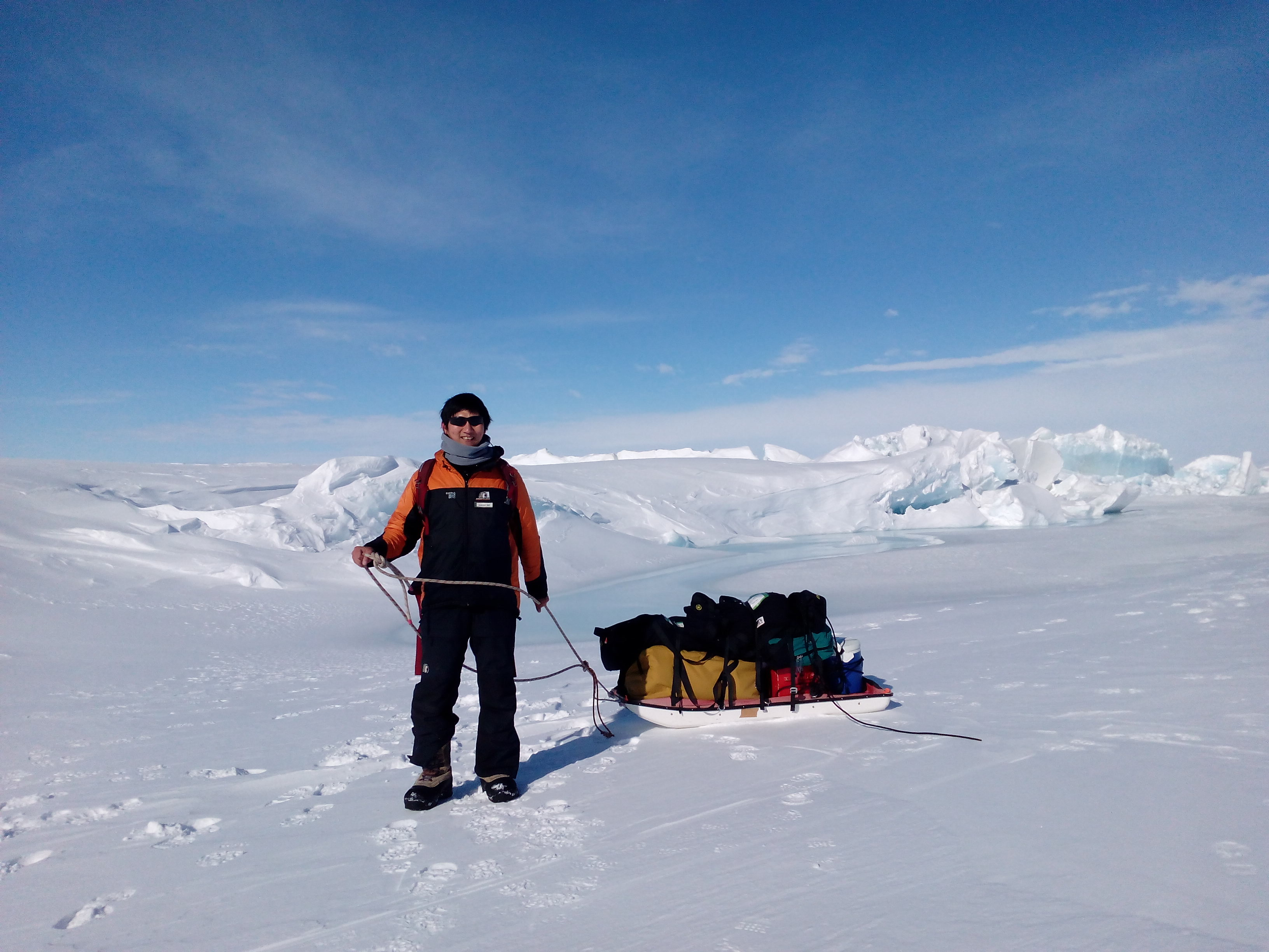 Lincoln Agritech in Antarctica