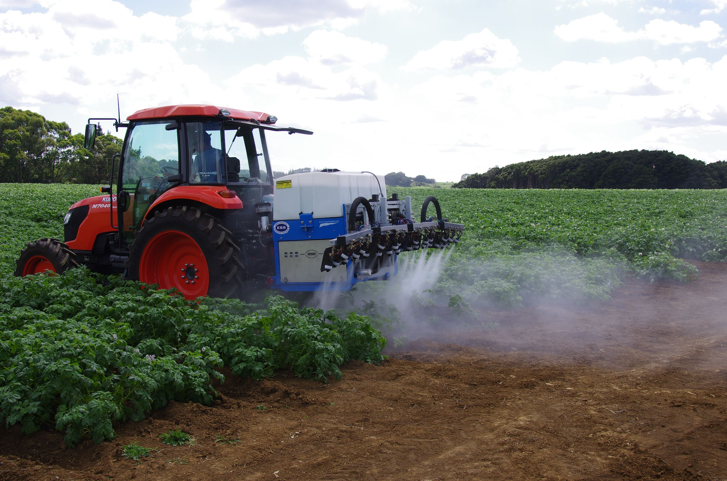 Agricultural Spray Drift